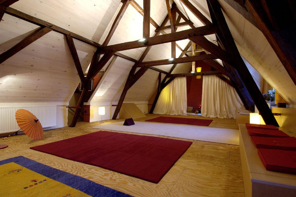 Natuurlijke Zolder Loft : Stilte en meditatie u2022 dag van de stilte